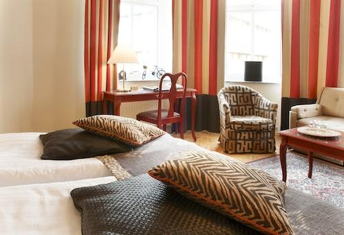 Hotel Royal är Göteborgs äldsta hotell.