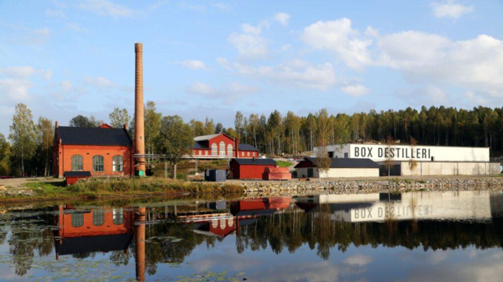 Box Whisky destilleri är värt ett besök.