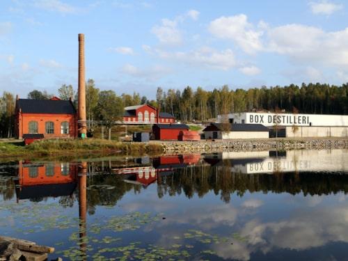 Box Whisky destilleri i Bjärtrå.