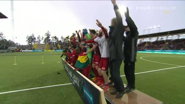 Gjorde som vanligt vann svenska cupen