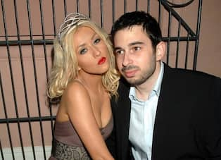 Christina Aguilera dating någon