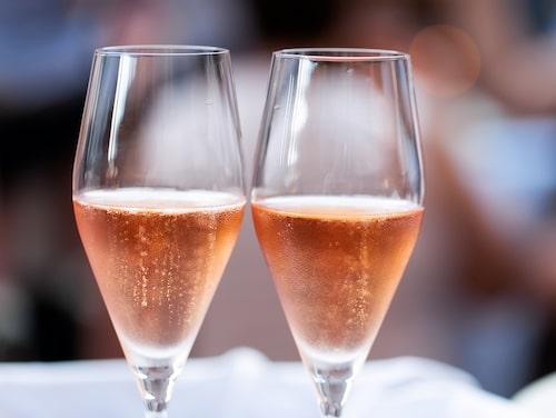 Roséchampagnen firar 200 år i år