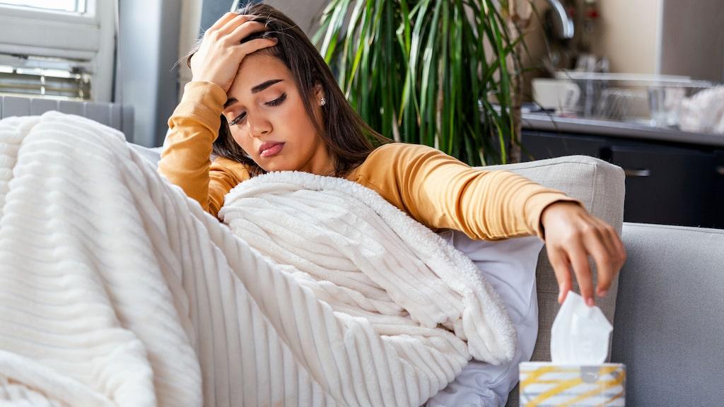 Hur mycket snor får egentligen plats i näsan? Här är förklaringarna till att förkylningssymtomen ibland håller i sig längre än de borde.