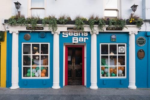 Sean's Bar räknas som Irlands äldsta existerande pub.