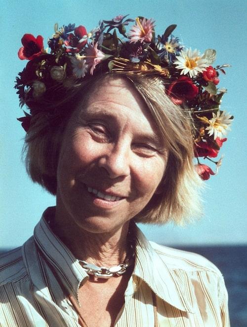 Tove Jansson blev 86 år (9 augusti 1914-27 juni 2001).