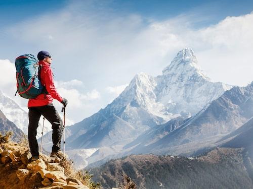 Nepal har vandring för såväl proffs som nybörjare.