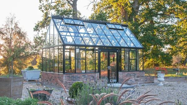 The Cape Cod Greenhouse från Garden & Greenhouse.