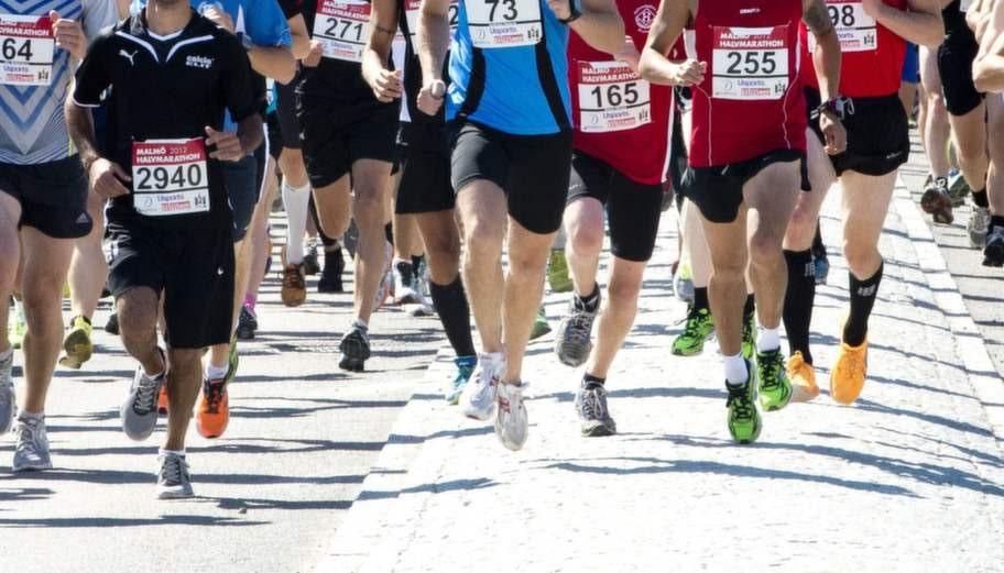 <p>Löpning har blivit omåttligt populärt och ALLA tycks springa lopp hela tiden.</p>
