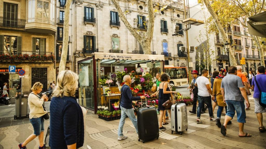 En weekendresa till Barcelona blir som billigast om du bokar den 59 dagar i förväg och reser dit på en tisdag.