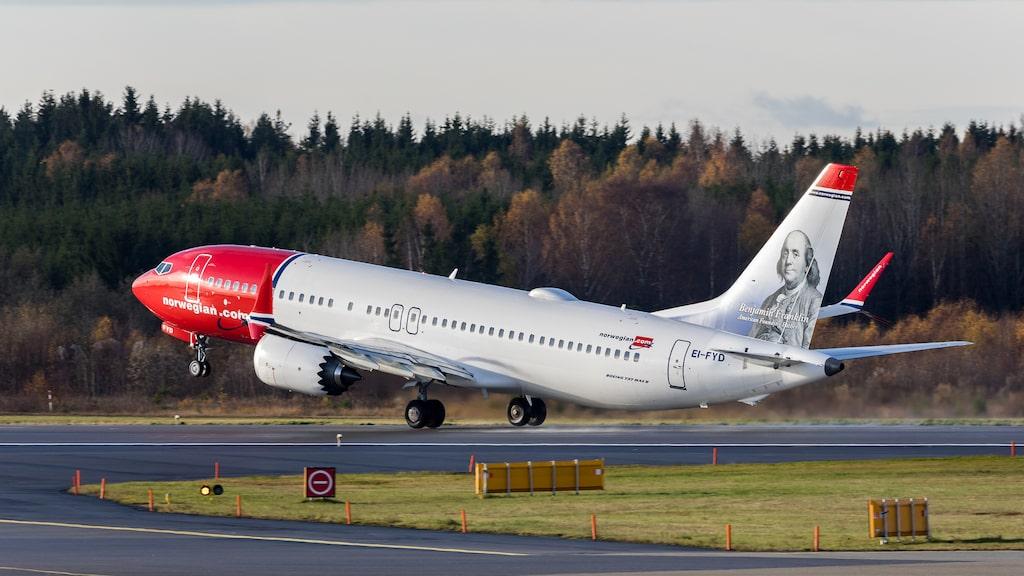 Nytt bakslag för Boeing, fler fel hittade på 737 MAX.