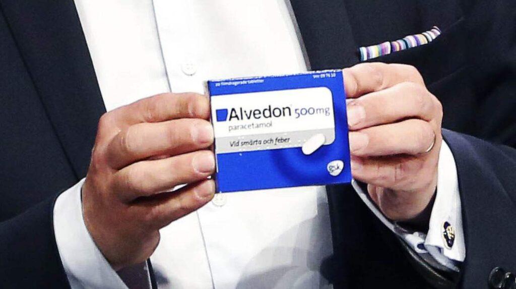 Ett förbud mot att sälja Alvedon i tablettform i mataffären rycker nu allt närmare.