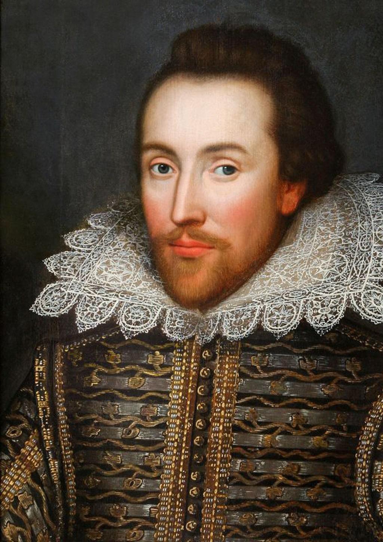 Shakespeare är en av tre författare som ska hedras i Kina.