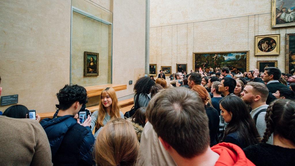 Skippa Mona Lisa och satsa på Musée d'Orsay.