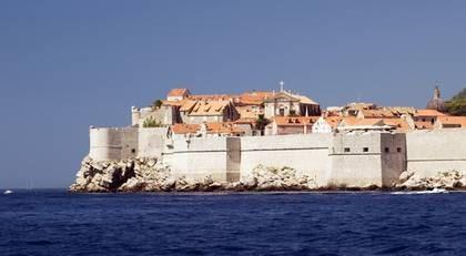 Få städer i världen kan mäta sig med  Dubrovniks skönhet.