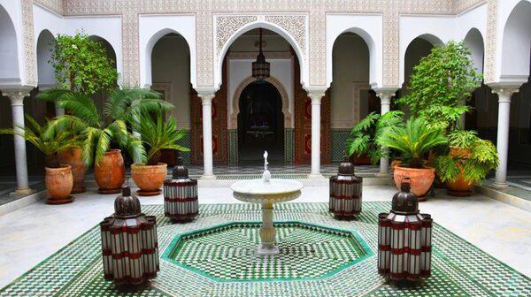 I Marrakech ligger ett av världens kanske mest berömda hotell.