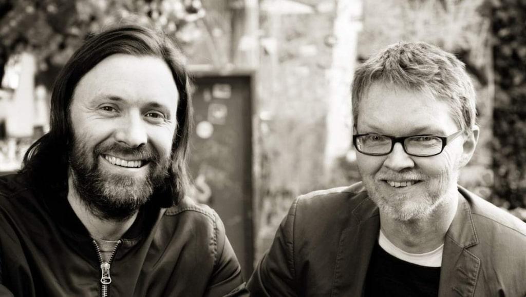 Niklas Ekstedt och Hnrik Ennart.
