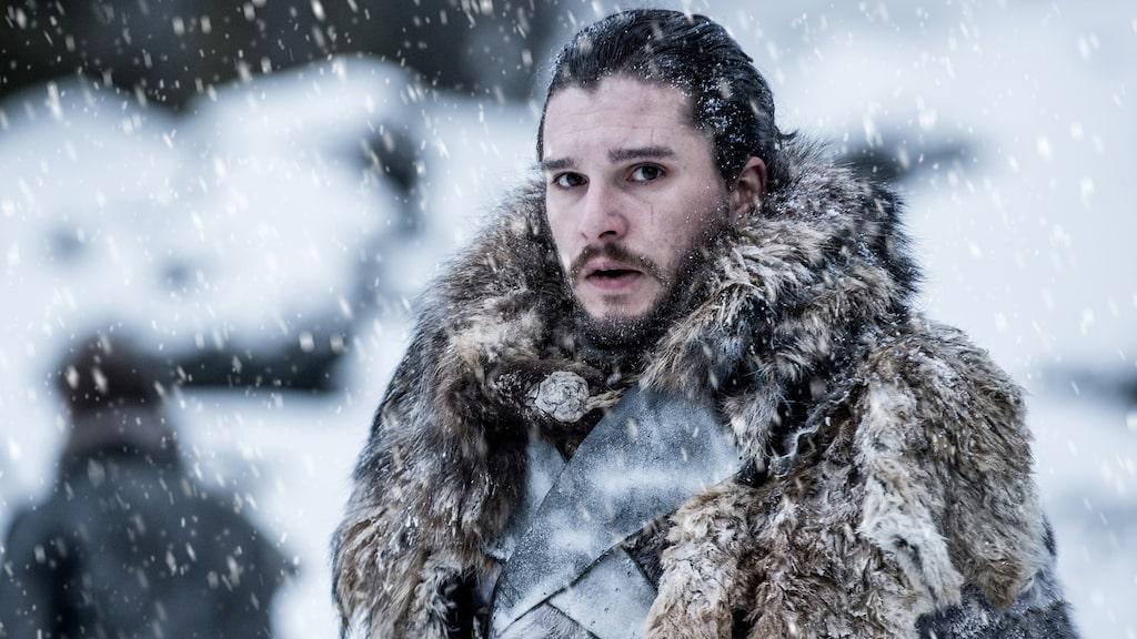 Jon Snow dyker snart upp i rutan igen.