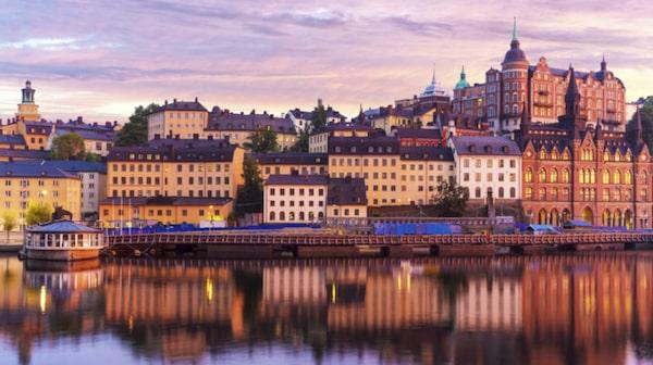 Södermalm i Stockholm är helt ockuperat av Pokéstops.