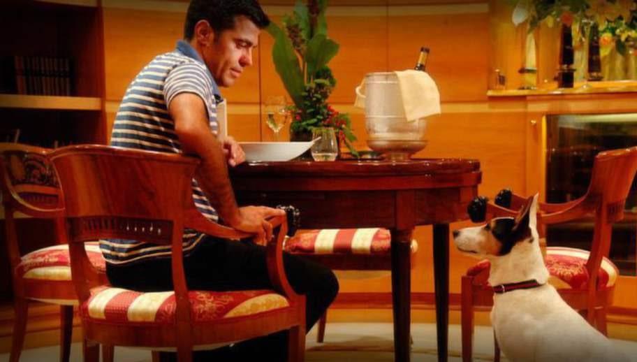 På Waldorf Astoria Hotels & Resorts i Rom, Italien, lever din jycke lyxliv.