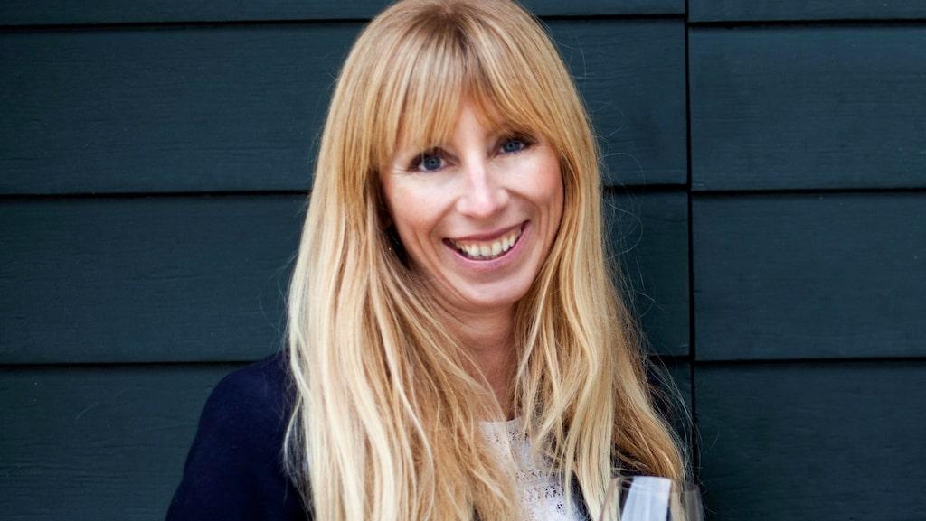 Vinskribent Åsa Johansson bor sen 20 år tillbaka i Italien med sin familj.