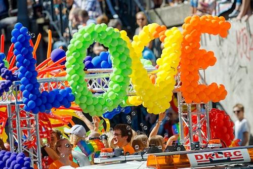 Prideparaden är lördag 3 augusti klockan 13:00.