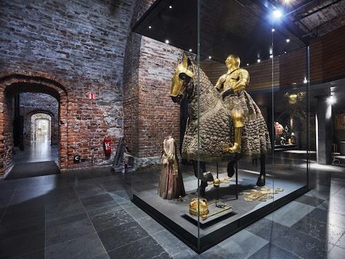 Livrustkammaren är ett av Sveriges äldsta museer.
