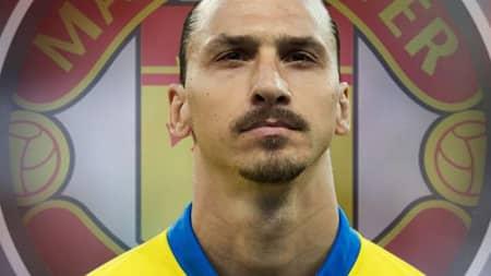 Zlatan Ibrahimovic + Manchester United = sant