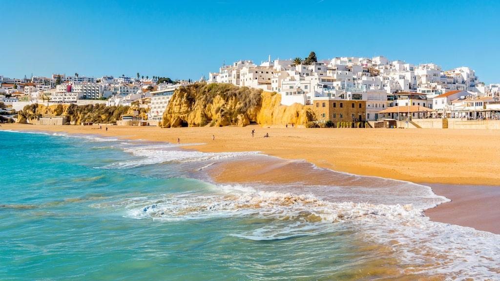 Albufeira, Algarve.