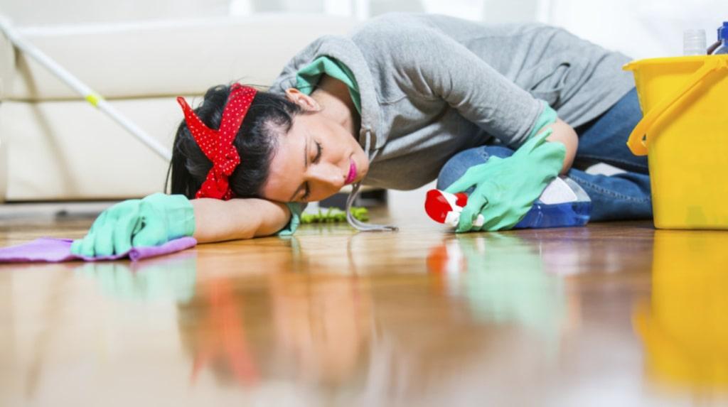 Ta det lugnt med städandet – här är 8 anledningar att till att inte städa för mycket.