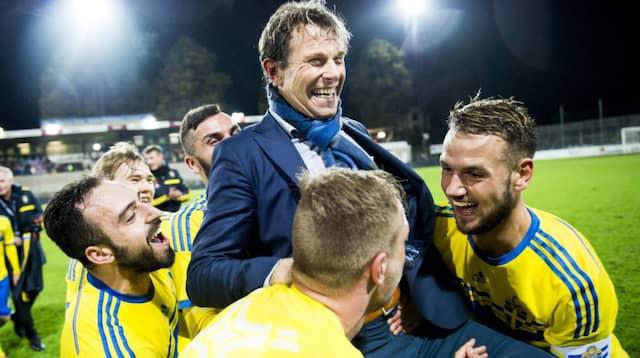 Kristoffersson slutar i landslaget
