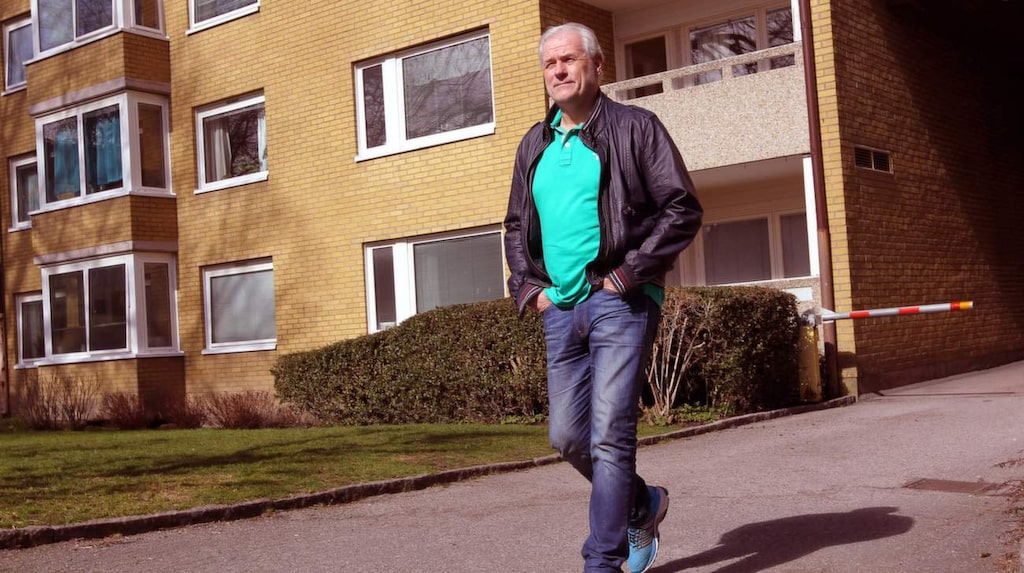 <p>Det har gått fem år sedan Glenn flyttade in i den drygt 55 kvadratmeter stora tvårummaren vid Odinsplatsen i Göteborg.</p>