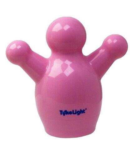 Vän i mörkret. En mysig liten portabel nattlampa som släcks automatiskt  efter 15 minuter, 259 kronor, bluebox.se