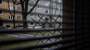 Vg av sexbrott mot kvinnor i Gteborgstadsdel - YA
