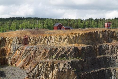 Falun och Kopparbergslagen skrevs in på Unescos världsarvslista år 2001.