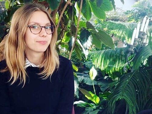 Sara Kransberg lägger upp bilder på sina krukväxter på Instagramkontot @my.green.babies.