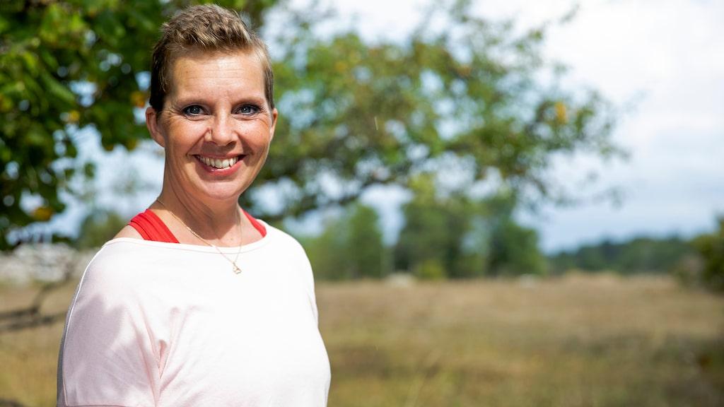 När Louise Vestman fick diagnosen bröstcancer bestämde hon sig tidigt för att försöka leva så normalt som möjligt.