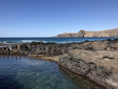 Las Salinas de Agaete, havsvattenpooler för naturälskaren.
