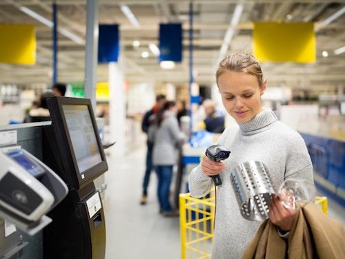 """""""Många bäckar små..."""" är det många som glömmer bort när de är på Ikea och blir chockade över hur mycket allt blev tillsammans."""