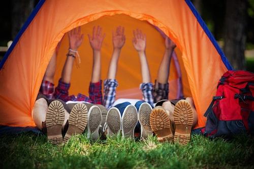 Nederländernas invånare är mest intresserade av äventyr, och då helst camping.