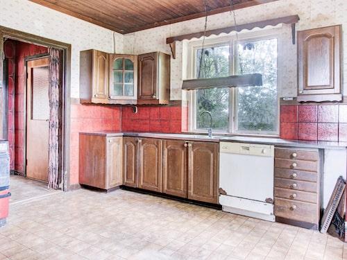 Köket är inte det enda som kräver en del renovering.
