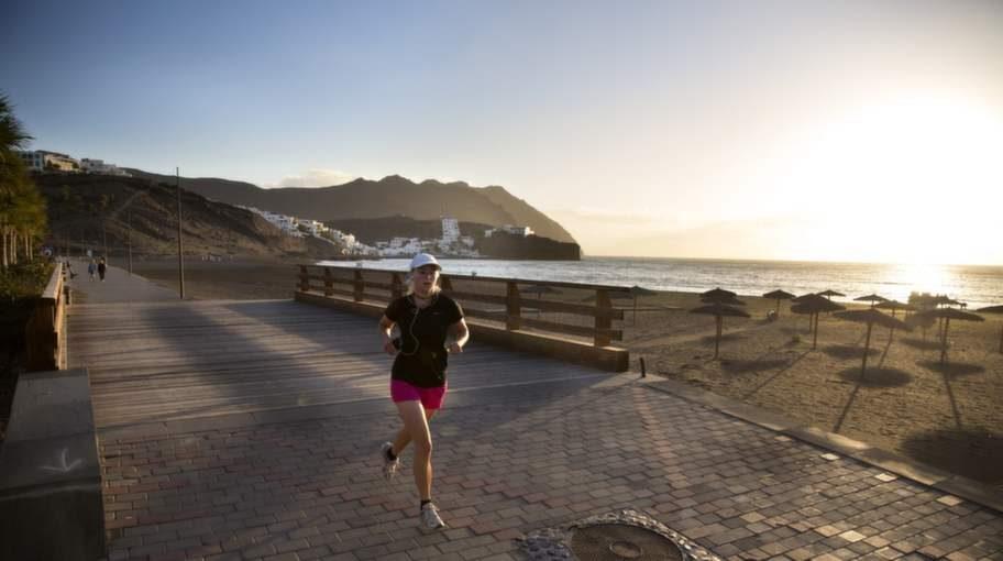 Vissa veckor ordnas nischade specialevent med fokus på  sporter som till exempel löpning.