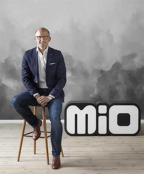"""""""Mio ska bli störst i Sverige på möbler senast 2022, större än Ikea"""", säger vd Björn Lindblad."""