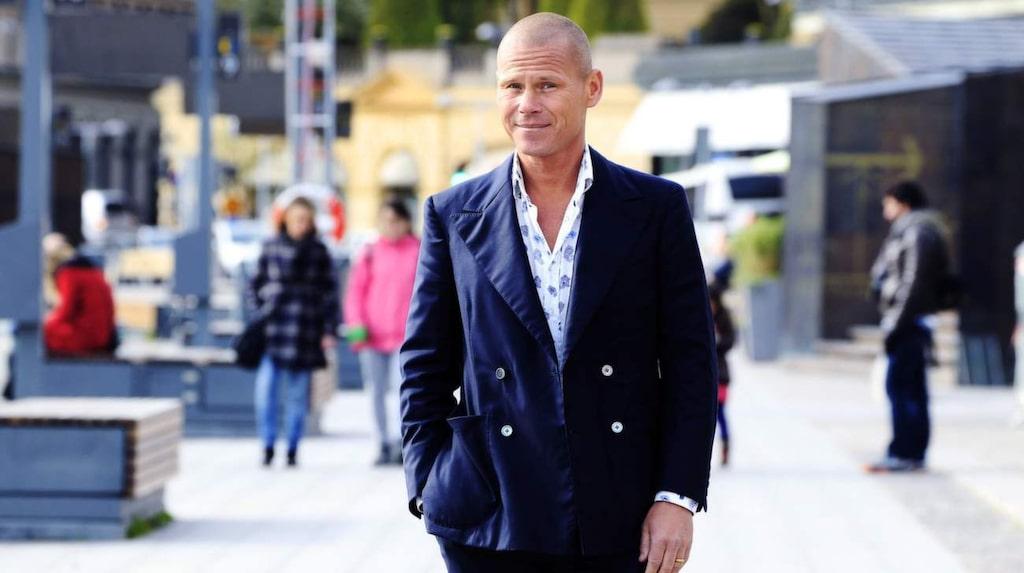 stockholm 140507   mons kallentoft , författare    foto: cornelia nordström   tt code 8000   publicerad text: