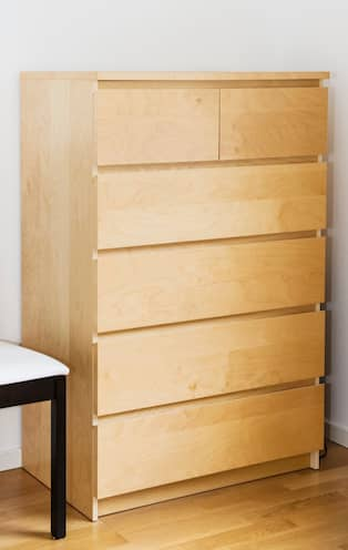 Barn fick Ikea byrå över sig – Ikea tvingas betala 430 miljoner