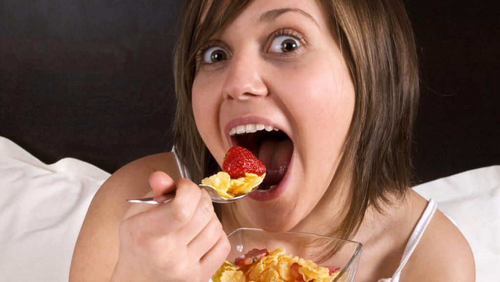 <p>Frukost även till lunch och middag är nämligen den nya hälsotrenden.</p>