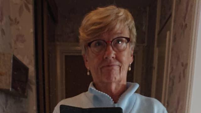 Karin, 76, utsattes för sol-och-vårare