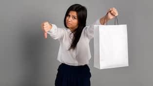 ed69407779ec Erbjuder en butik inte öppet köp så kan du inte lämna tillbaka varan och få  pengarna tillbaka. Foto: SHUTTERSTOCK