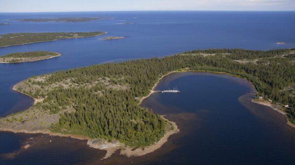 Skärgårdarna. Några av öarna ingår i Haparanda Sandskärs nationalpark – men det finns betydligt mer än så.