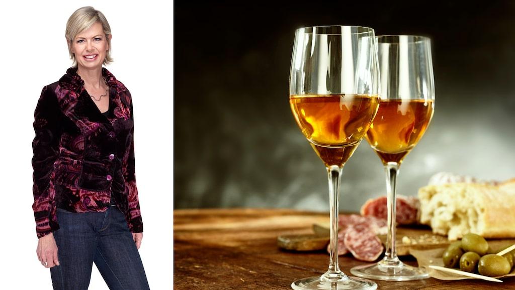 Vinexperten: Torr sherry passar utmärkt till småplock.