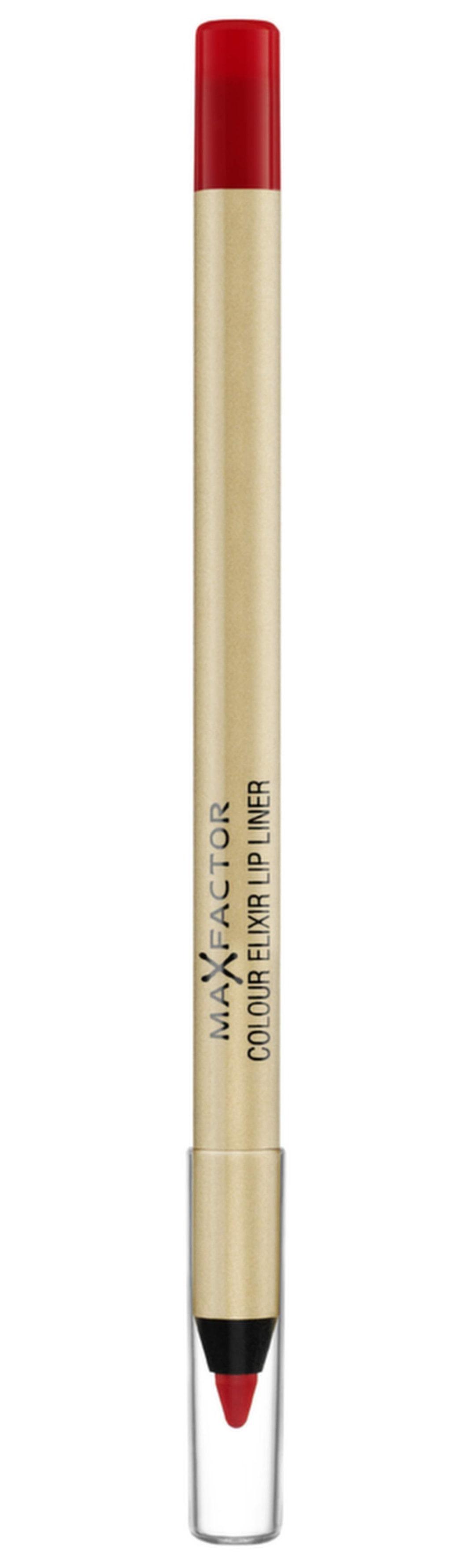 """<p>Läppenna """"Elixir lipliner"""" från Max Factor, 80 kronor.</p>"""